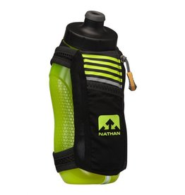Nathan Sports NATHAN SpeedMax Plus  22oz - NBSY - Black/Safety Yellow