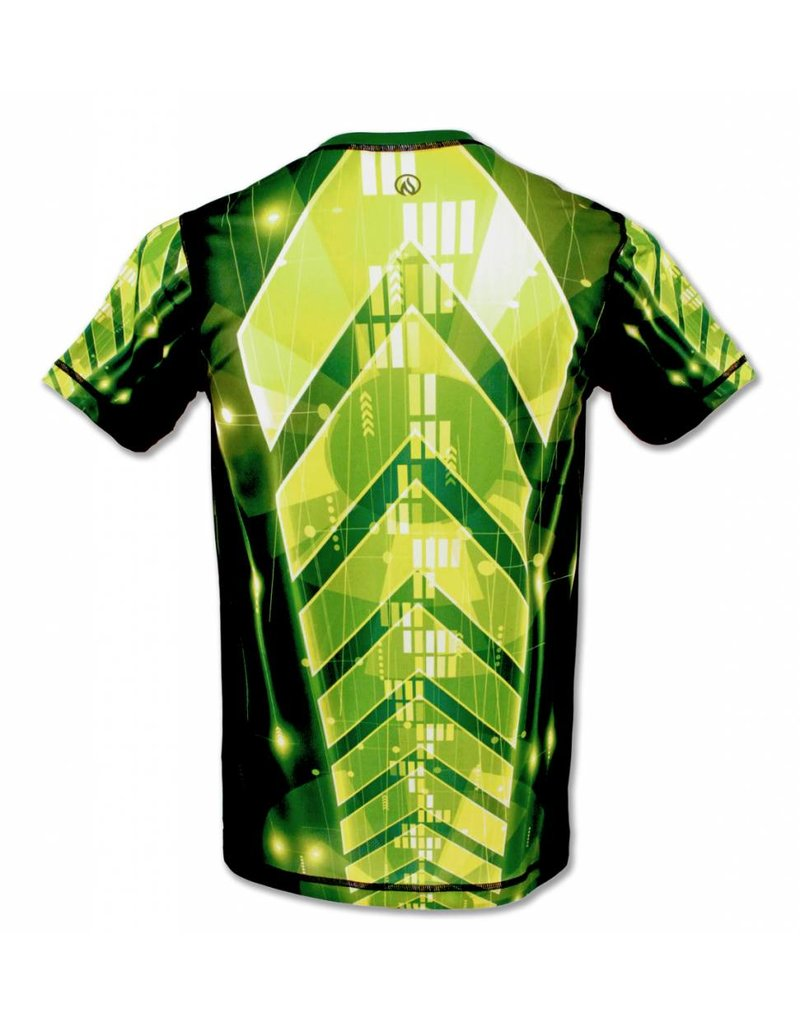 InknBurn INKnBURN Tech Tee (M) - Light Speed