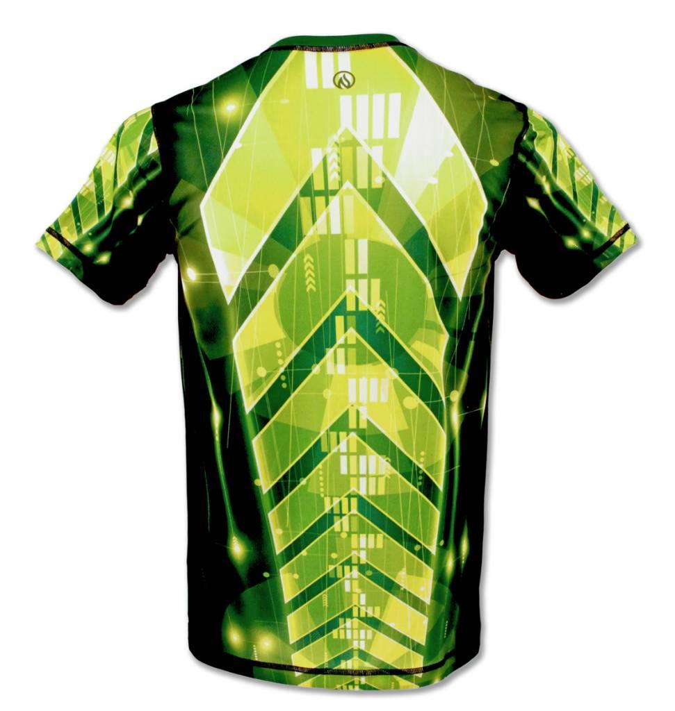 InknBurn INKnBURN Tech Tee (M) - Light Speed