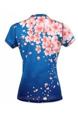 InknBurn INKnBURN Tech Shirt (W) - Cherry Blossom