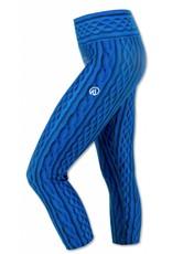 InknBurn INKnBURN Capris - Cable Knit