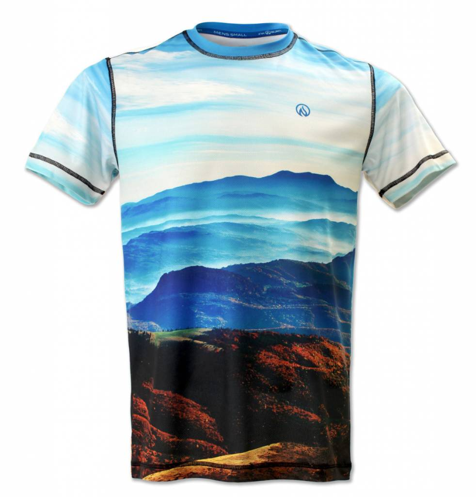 InknBurn INKnBURN Tech Tee (M) - Ascent