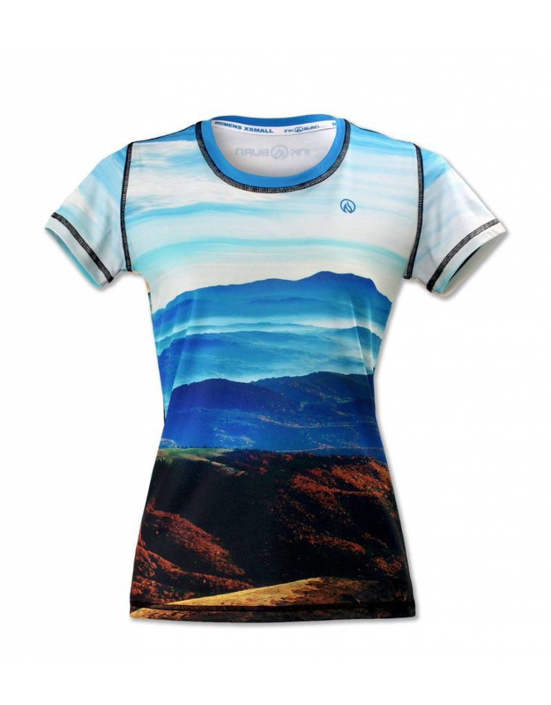 InknBurn INKnBURN Tech Tee (W) - Ascent