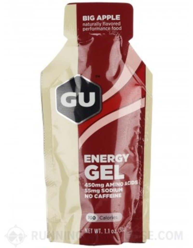 GU Energy Labs GU Energy Gel Big Apple* 1.1oz