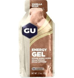 GU Energy Labs GU Energy Gel Vanilla Bean 1.1oz