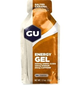 GU Energy Labs GU Energy Gel Salted Caramel 1.1oz