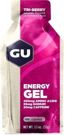 GU Energy Labs GU Energy Gel Tri-Berry 1.1oz