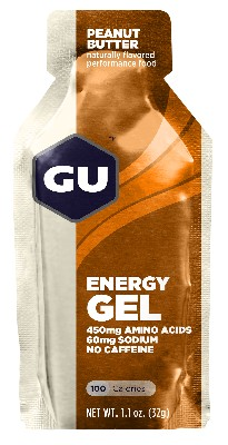 GU Energy Labs GU Energy Gel Peanut Butter* 1.1oz