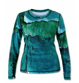 InknBurn INKnBURN LS Tech Shirt (W) - Peeling Paint