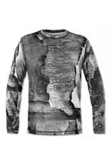 InknBurn INKnBURN LS Tech Shirt (M) - Peeling Paint