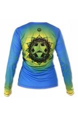 InknBurn INKnBURN LS Tech Shirt (W) - Anahata