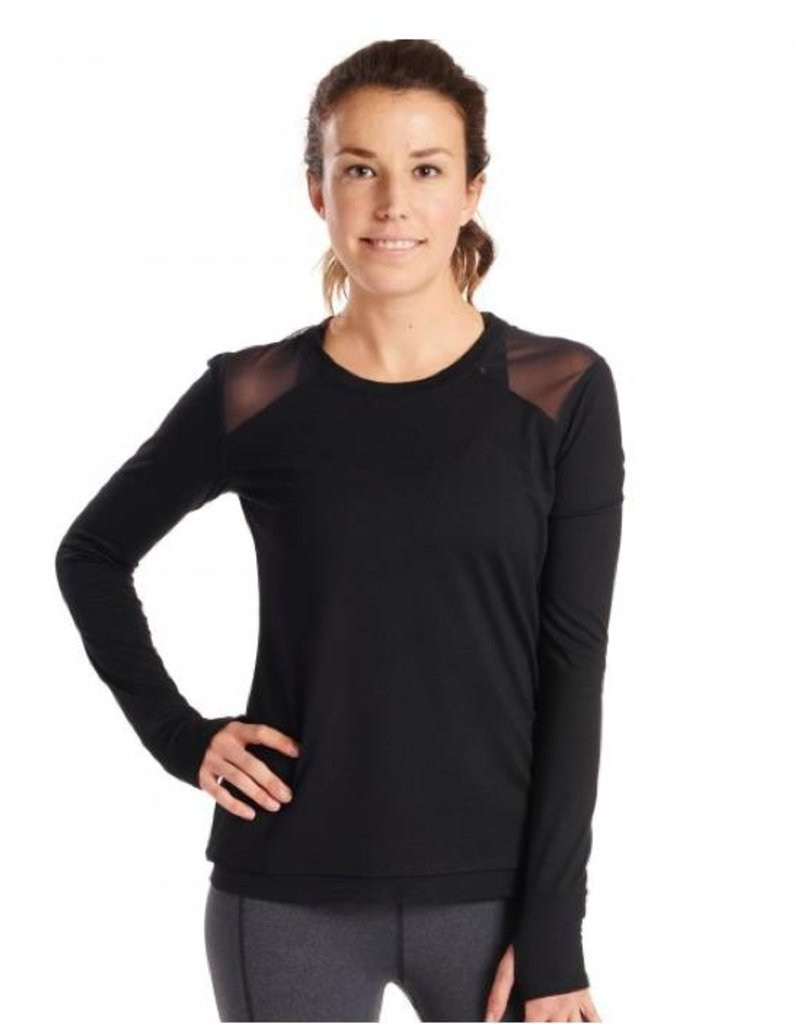 Oiselle Running, Inc Oiselle Muscle Long Sleeve