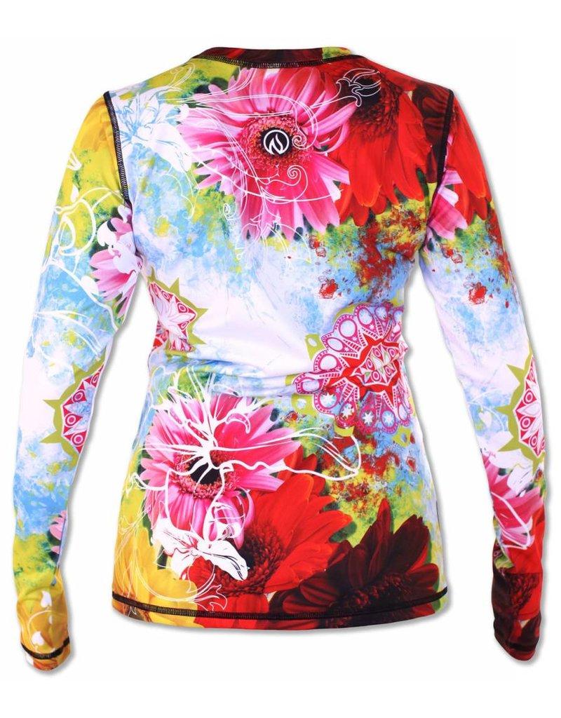 InknBurn INKnBURN Pullover (W) - Wildflower