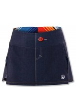 InknBurn INKnBURN Denim Sports Skirt - Sarape