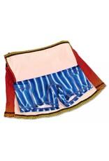 InknBurn INKnBURN Skirt - Coral