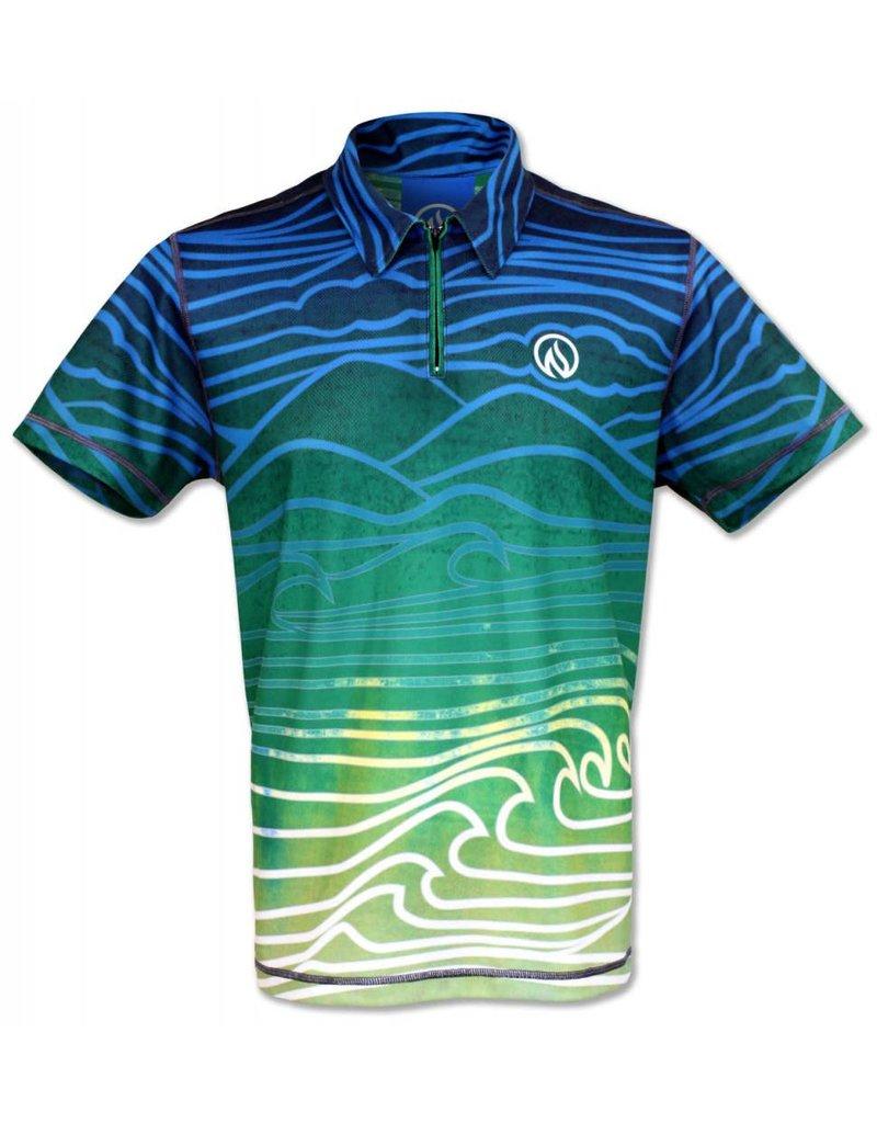 InknBurn INKnBURN Polo Shirt - Flow