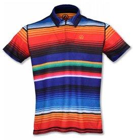 """InknBurn InB """"Sarape Polo Shirt"""" (Waitlist)"""