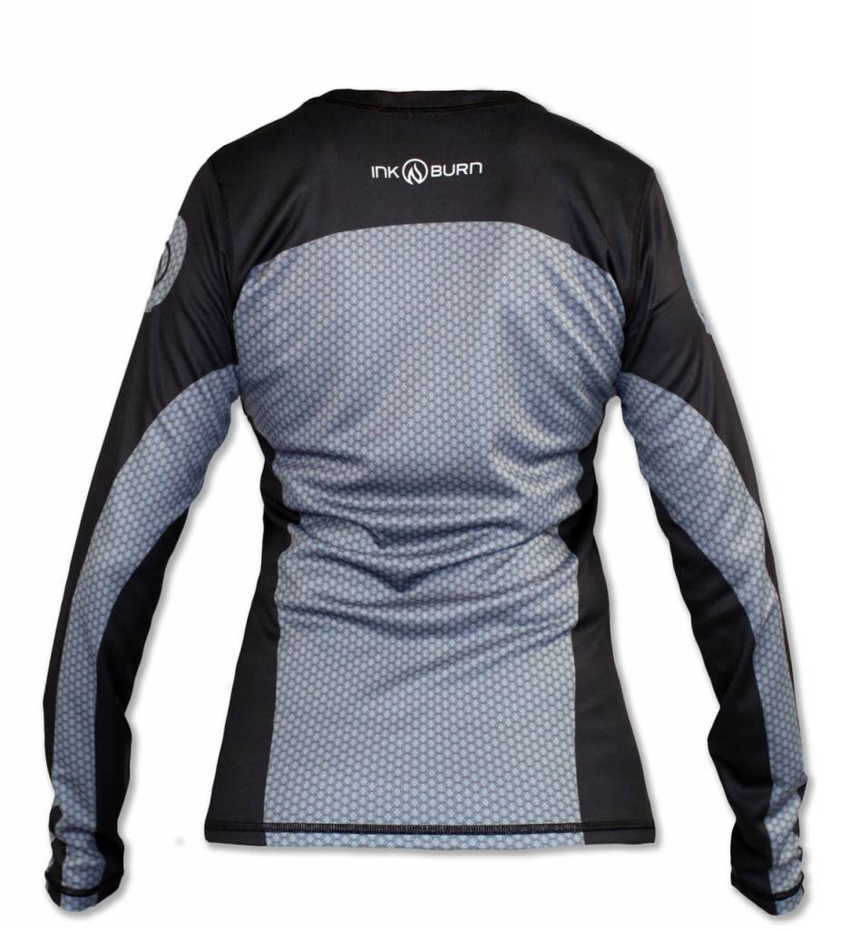 InknBurn INKnBURN LS Tech Shirt (W) - Hachiko