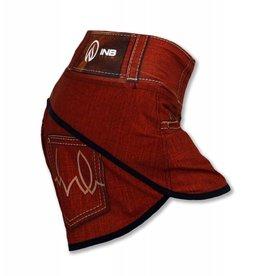 InknBurn INKnBURN Shorts (W) - Red Denim
