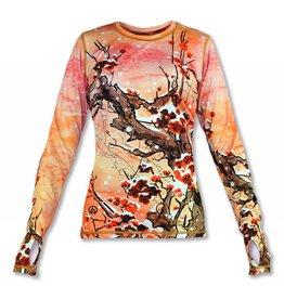 InknBurn INKnBURN Pullover (W) - Plum Blossom