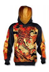 InknBurn INKnBURN Hoodie - TBT Tiger