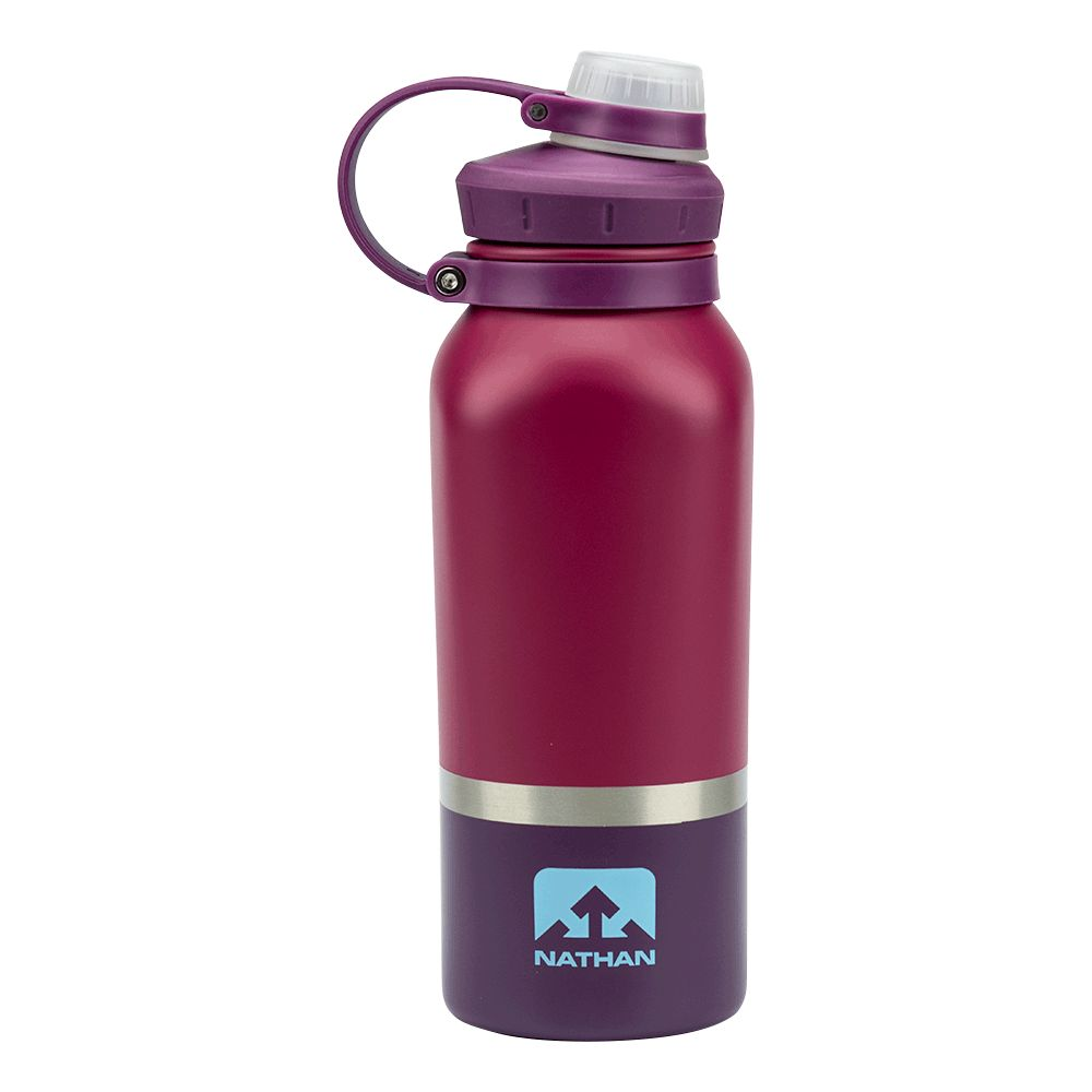 Nathan Sports NATHAN HammerHead Steel Insulated Bottle (M)