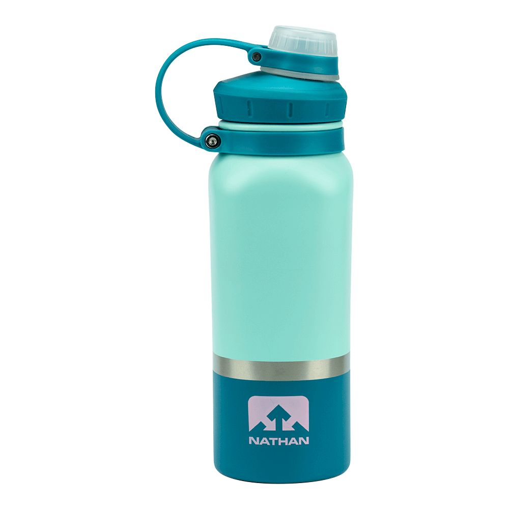 Nathan Sports NATHAN HammerHead Steel Insulated Bottle (S)
