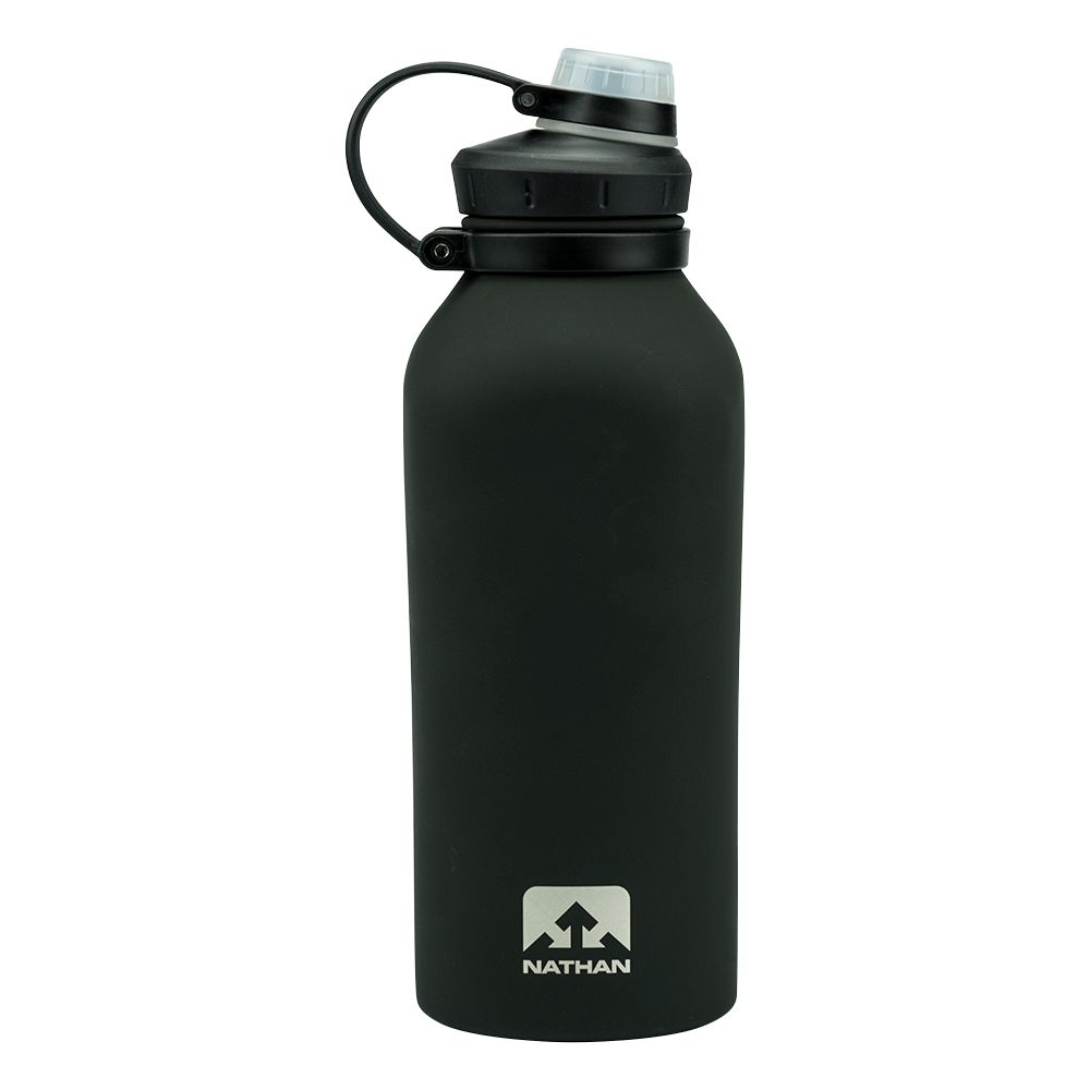 Nathan Sports NATHAN HammerHead Steel Insulated Bottle (L)