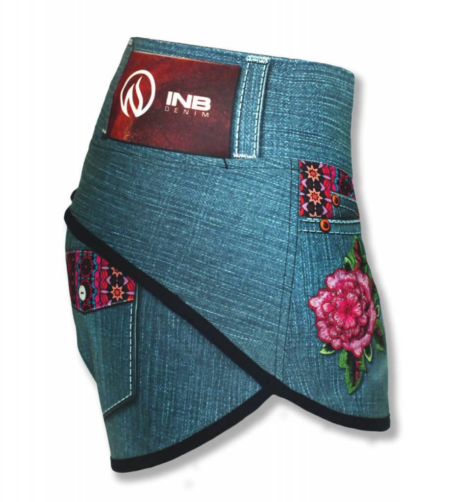 InknBurn INKnBURN Shorts (W) - Rose Denim