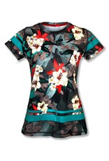 InknBurn INKnBURN Tech Tee (W) - Tropical