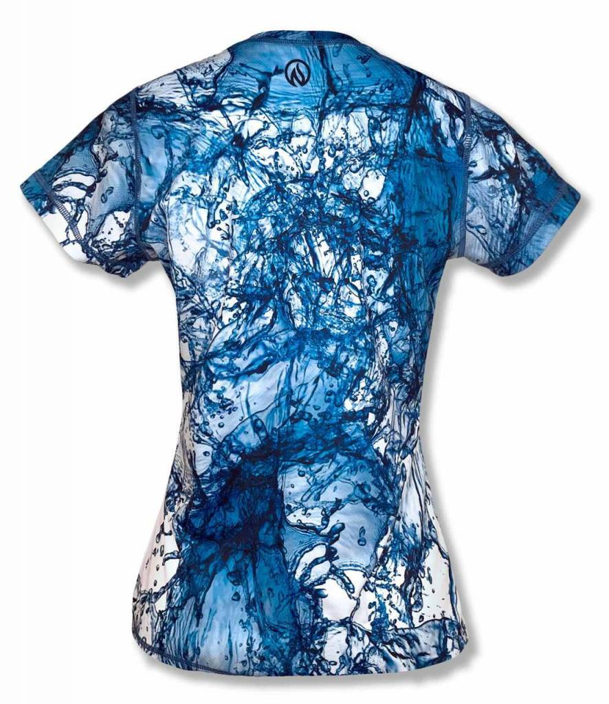InknBurn INKnBURN Tech Tee (W) - Splash