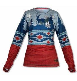 """InknBurn InB """"2018 Holiday Sweater LS Tee (W)"""" (Waitlist)"""