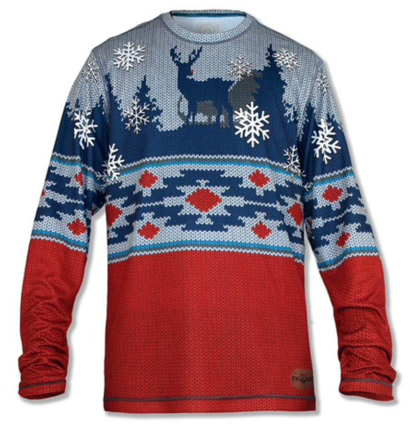 "InknBurn InB ""2018 Holiday Sweater LS Tee (M)"" (Waitlist)"