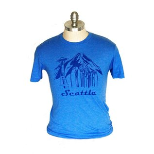 Little Orange Room Seattle Adult Rainier Tee