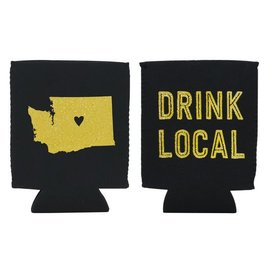 About Face Koozie - Washington