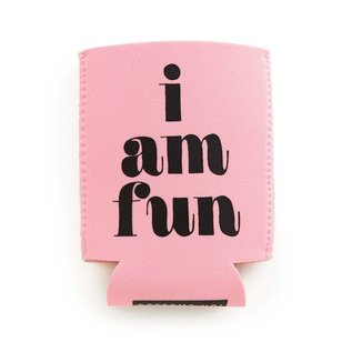 Ban.do I Am Fun Koozie