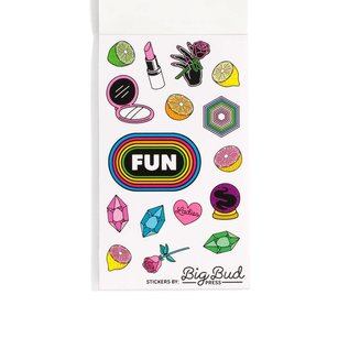 Ban.do Ban.do Sticker Book