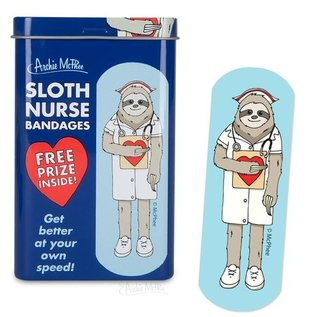 Accoutrements Bandages - Sloth Nurse