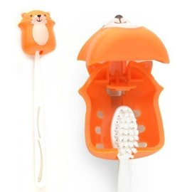 Kikkerland Design Inc Animal Toothbrush Holders
