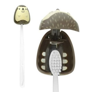 Kikkerland Design Inc Animal Toothbrush Holders