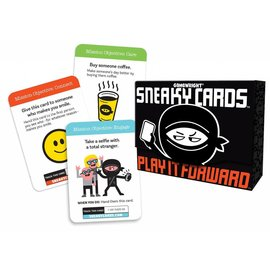 Ceaco / Gamewright Sneaky Cards