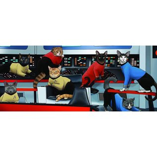 Chronicle Books Star Trek Cats