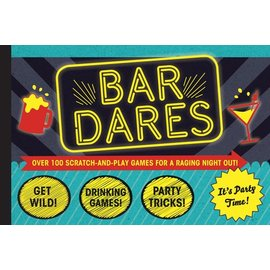 Chronicle Books DNR Bar Dares