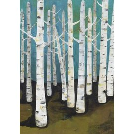 Chronicle Books Birch Forest Flexi Journal