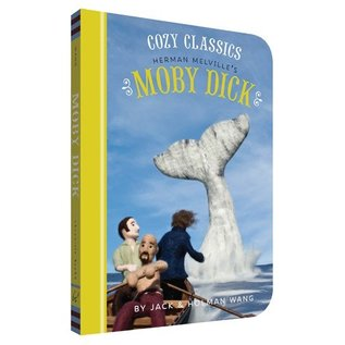 Chronicle Books DNR Cozy Classics: Moby Dick