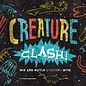 Chronicle Books Creature Clash! Mix and Match Coloring Book