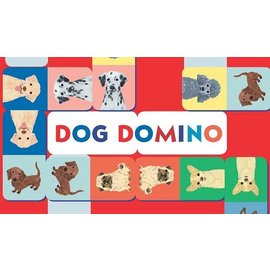 Chronicle Books Dog Domino