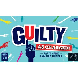 Chronicle Books Guilty As Charged!