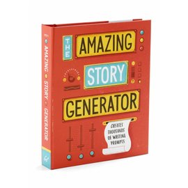 Chronicle Books The Amazing Story Generator