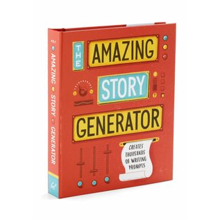 Chronicle Books The Amazing Story Generator
